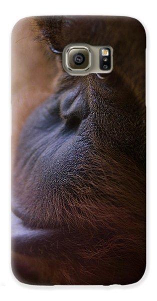 Eyes Galaxy S6 Case by Shane Holsclaw