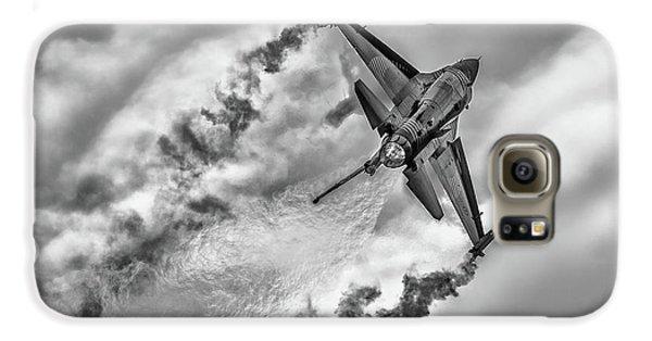 Jet Galaxy S6 Case - F-16 Solo Turk... by Rafa? Czernia