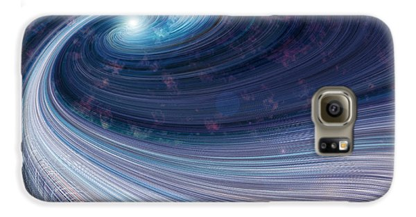 Fabric Of Space Galaxy S6 Case