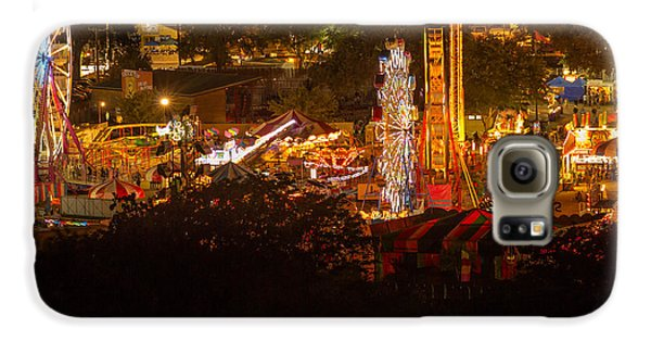 Fair Time In Paso Robles Galaxy S6 Case