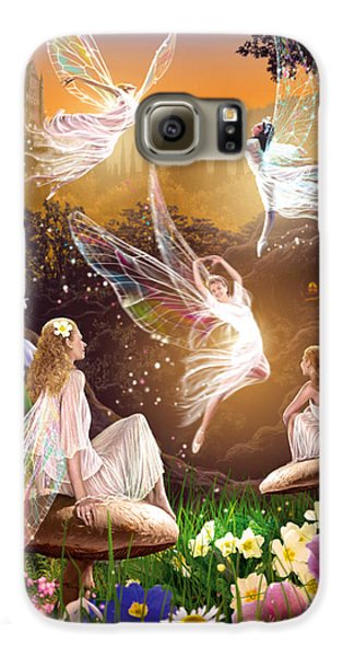 Fairy Ballet Galaxy S6 Case by Garry Walton