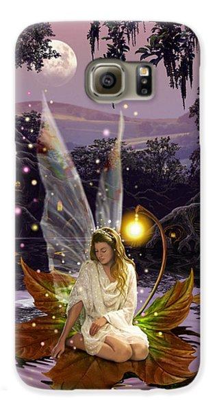 Fairy Princess Galaxy S6 Case by Garry Walton