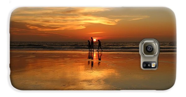 Family Reflections At Sunset -3  Galaxy S6 Case