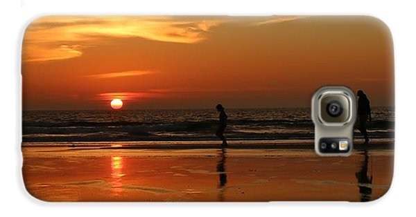 Family Reflections At Sunset - 5 Galaxy S6 Case