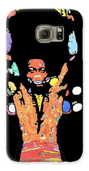 Voodoo Galaxy S6 Case - Fela Kuti by Stormm Bradshaw