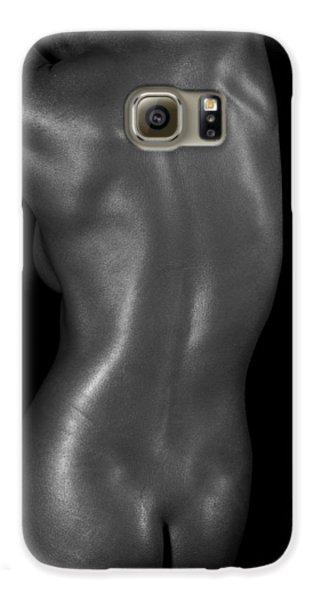 Female Back Galaxy S6 Case