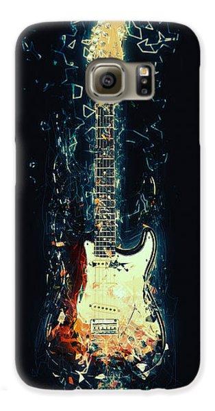 Fender Strat Galaxy S6 Case