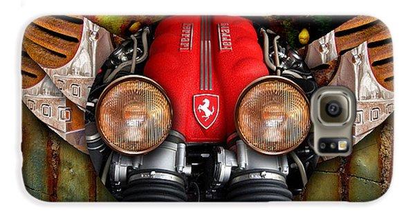 Ferrari Beauty Galaxy S6 Case