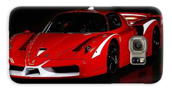 Ferrari F50 Beauty Galaxy S6 Case