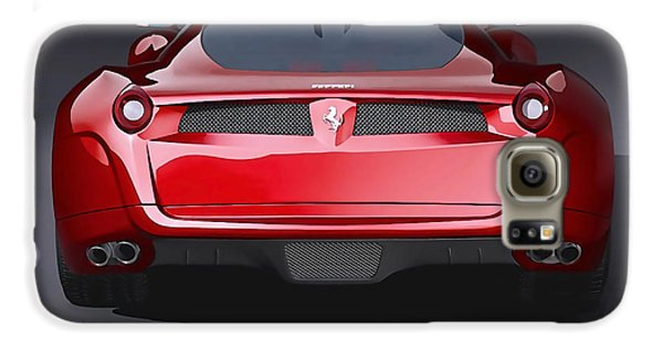 Ferrari F70 Galaxy S6 Case