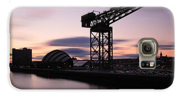 Finnieston Crane Glasgow  Galaxy S6 Case