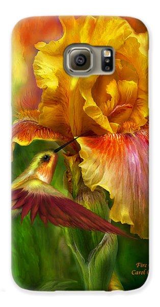 Fire Goddess Galaxy S6 Case