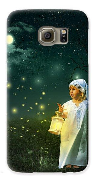 Fireflies Galaxy S6 Case