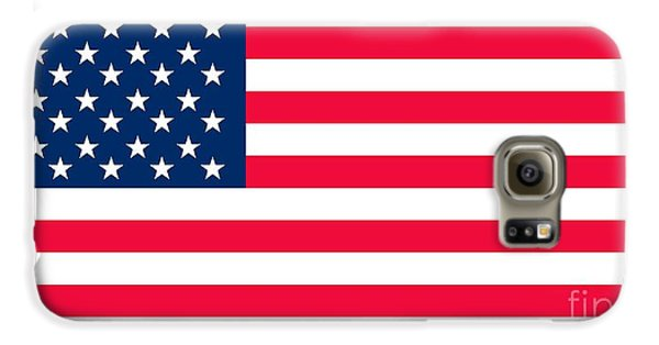 Flag Of The United States Of America Galaxy S6 Case