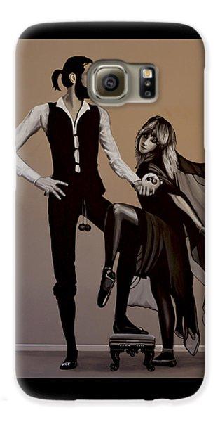 Fleetwood Mac Rumours Galaxy S6 Case by Paul Meijering