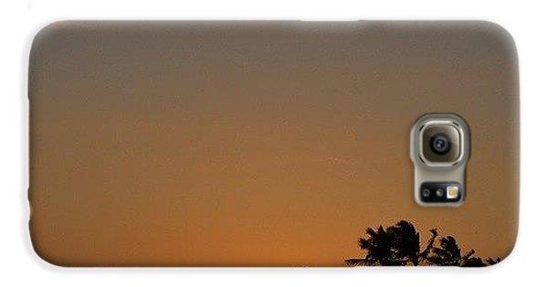 Bright Galaxy S6 Case - Florida Sunsets by Alexa V