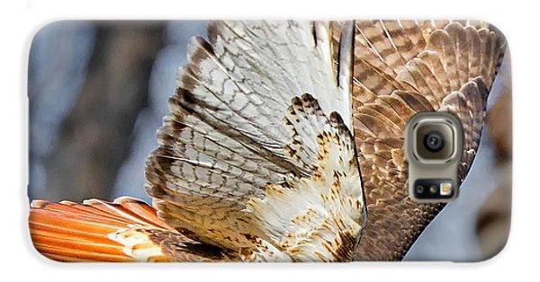 Fly Away Galaxy S6 Case by Bill Wakeley