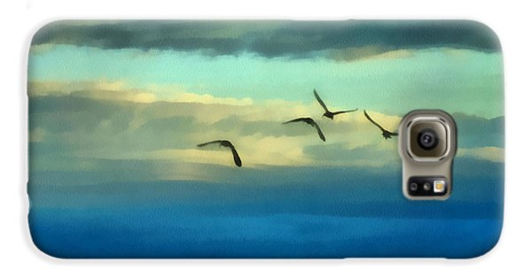 Fly Away Galaxy S6 Case