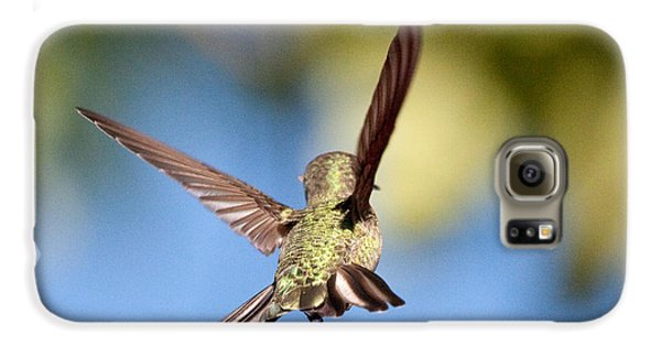 Fly Away With Me Galaxy S6 Case by Nathan Rupert