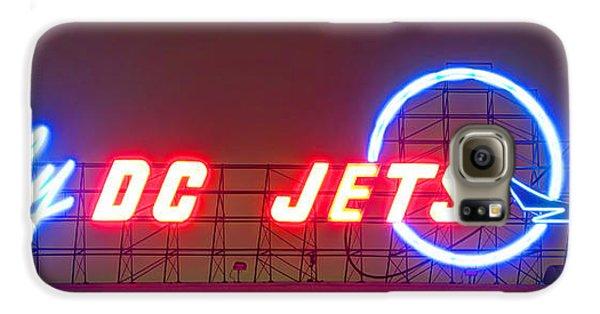 Fly Dc Jets Galaxy S6 Case