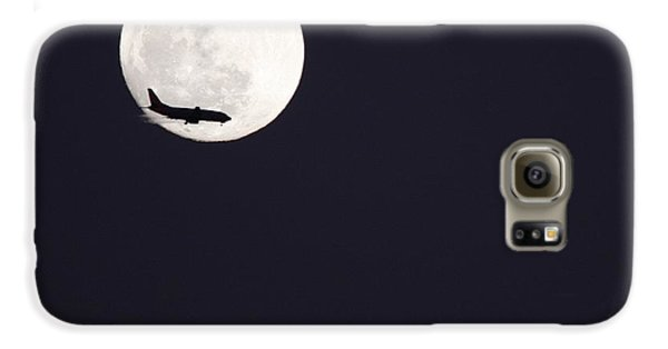 Fly Me To The Moon Galaxy S6 Case