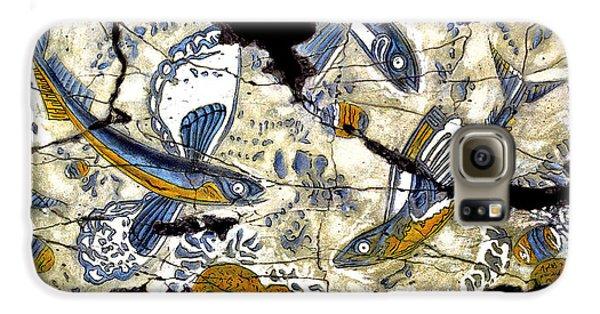 Flying Fish No. 3 Galaxy S6 Case