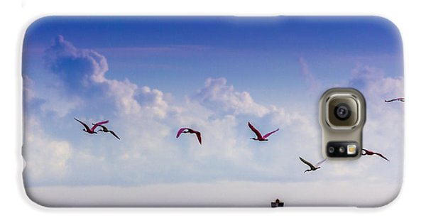 Flying Free Galaxy S6 Case