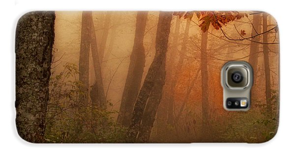 Foggy Autumn Galaxy S6 Case