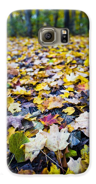 Galaxy S6 Case featuring the photograph Foliage by Sebastian Musial