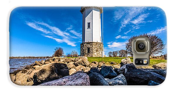 Fond Du Lac Lighthouse Galaxy S6 Case