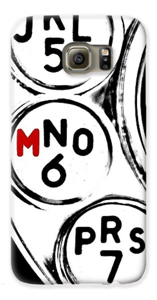 For Murder Galaxy S6 Case by Benjamin Yeager