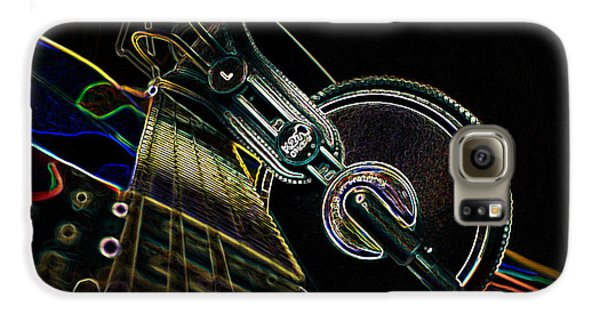 For The Love Of Music 2 Galaxy S6 Case