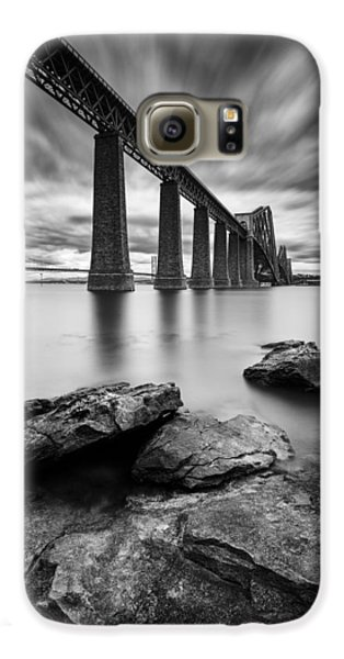 Forth Bridge Galaxy S6 Case by Dave Bowman