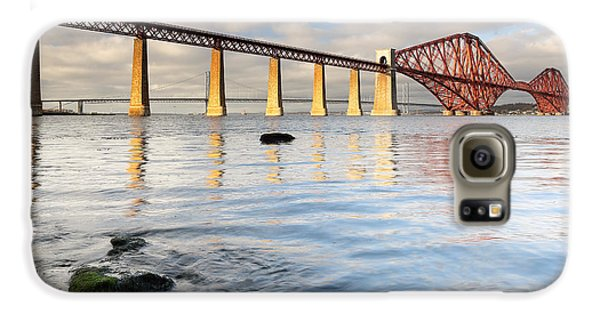 Forth Railway Bridge Galaxy S6 Case