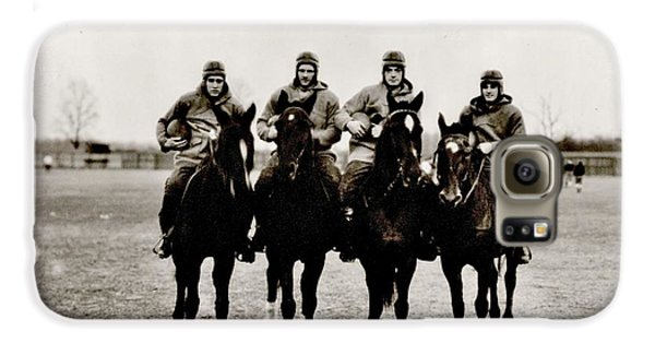 Four Horsemen Galaxy S6 Case