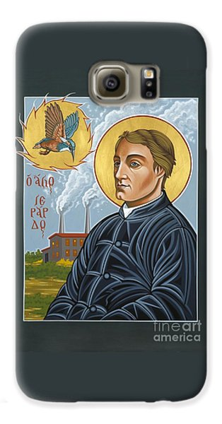 Fr. Gerard Manley Hopkins The Poet's Poet 144 Galaxy S6 Case