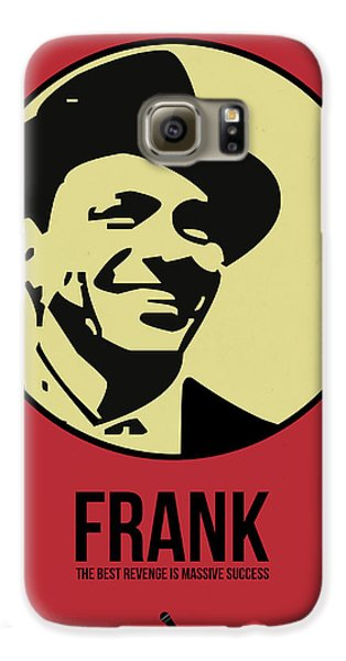 Jazz Galaxy S6 Case - Frank Poster 2 by Naxart Studio