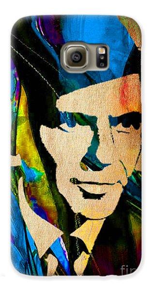 Frank Sinatra My Way Galaxy S6 Case