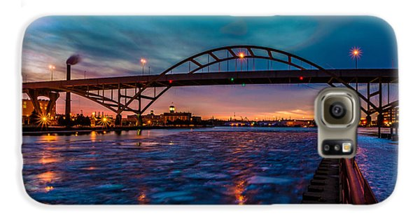 Frozen Hoan Bridge Galaxy S6 Case