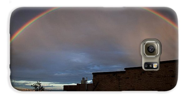 Full Rainbow Over The Cuban Queen Galaxy S6 Case