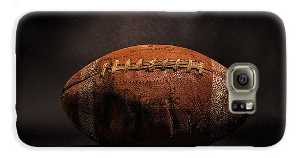 Game Ball Galaxy S6 Case by Peter Tellone