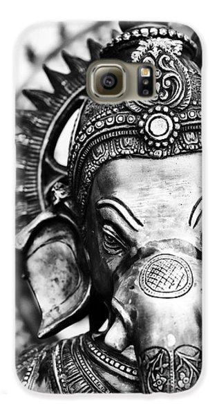 Ganesha Monochrome Galaxy S6 Case