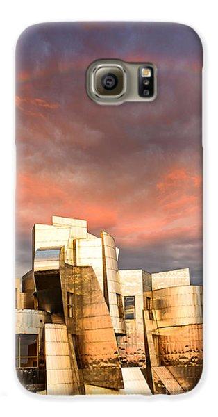 Gehry Rainbow Galaxy S6 Case
