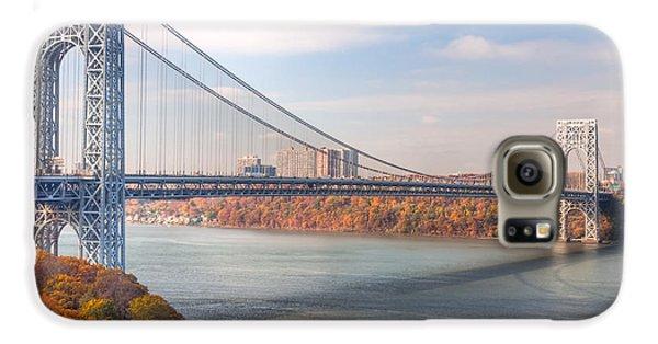 George Washington Bridge Galaxy S6 Case