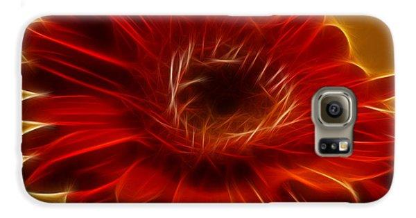 Gerbia Daisy Galaxy S6 Case