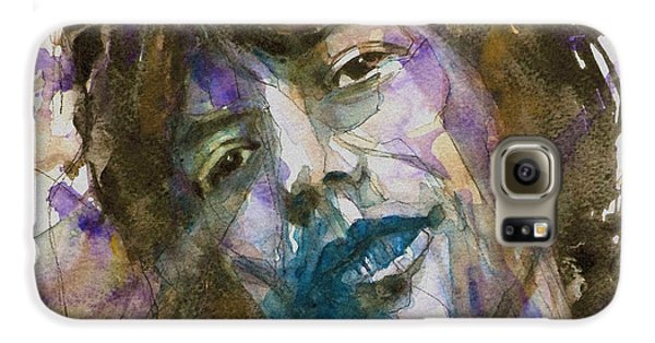 Musicians Galaxy S6 Case - Gimmie Shelter by Paul Lovering