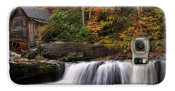 Glade Creek Grist Mill - Photo Galaxy S6 Case