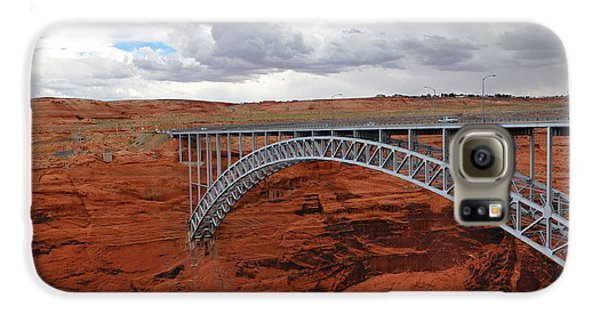 Glen Canyon Bridge Galaxy S6 Case