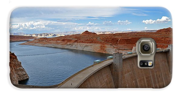 Glen Canyon Dam Galaxy S6 Case