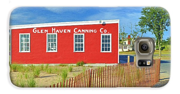 Glen Haven Canning Co. Galaxy S6 Case